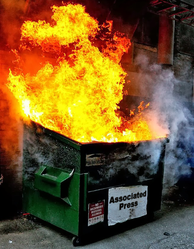 A year later, the dumpster fire still burns - Minnesota Corn Growers  Association