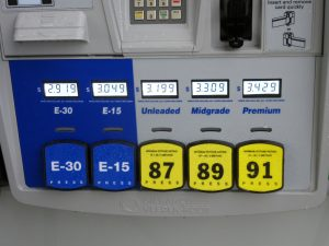 What Is Flex Fuel >> Homegrown E15 Fuel Catching On With Consumers Minnesota