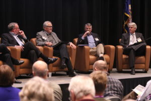Keynote panel at MN Ag EXPO 2017