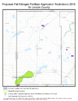 Lincoln_Proposed Fall Nitrogen Fertilizer Application Restrictions 2018