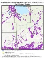 Mille Lacs_Proposed Fall Nitrogen Fertilizer Application Restrictions 2018
