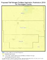 Pennington_Proposed Fall Nitrogen Fertilizer Application Restrictions 2018